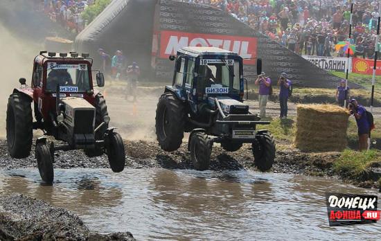 Первое в истории ДНР республиканское тракторное многоборье пройдет в конце октября.