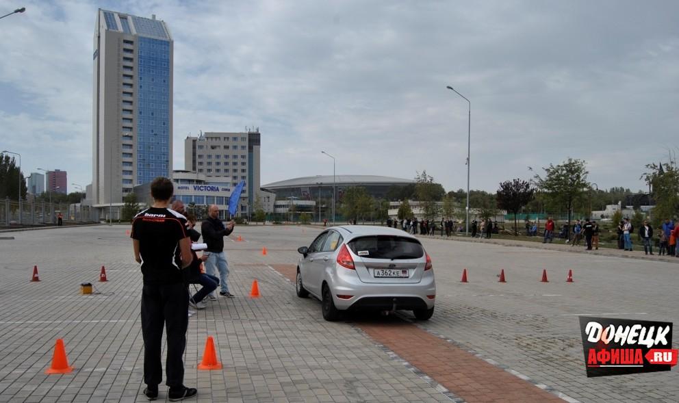 Чемпионат по автомногоборью