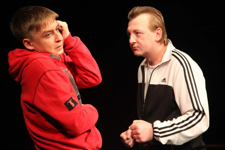 В Донецке прошел спектакль с участием академического театра из Йошкар-Олы