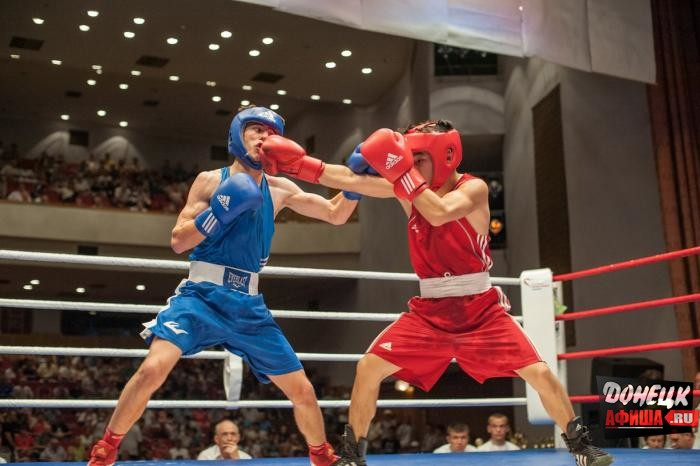 21-23 ноября в Донецке состоятся финальные соревнования вторых Республиканских «Студенческих спортивных игр Донбасса» по боксу