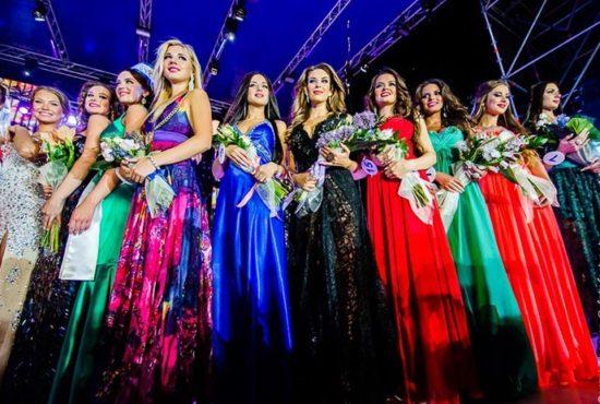 В Донецке выбирают самую красивую девушку Республики