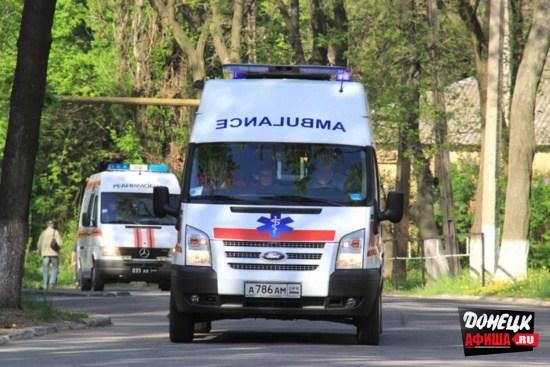 В ДНР создали промежуточную зону для людей переболевших COVID-19