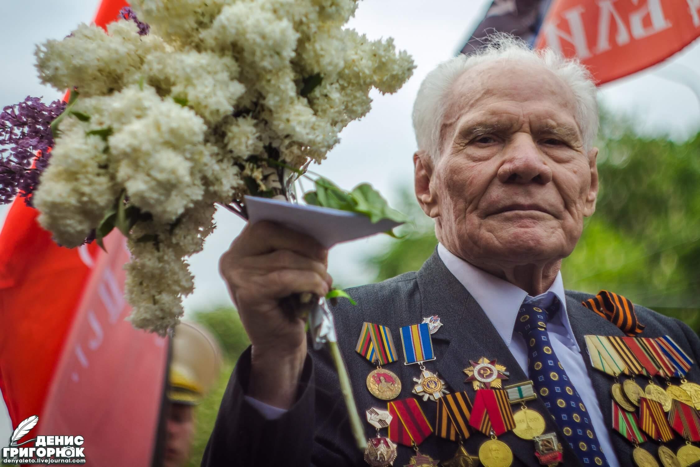 Бессмертный полк ДНР 2018 Григорюк (10)