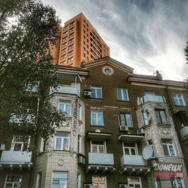 Дома ДНР