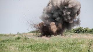 Взрыв снаряда (1)
