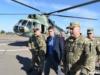Министр обороны Великобритании в Украине 1