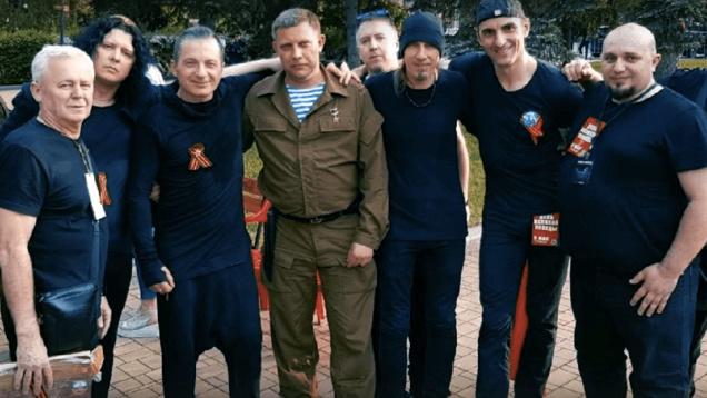 Захарченко и Самойлов