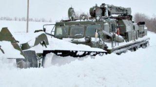 Снег БАТ