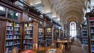 Гарвардская библиотека