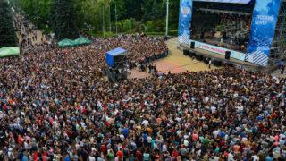 Концерт в Донецке 2