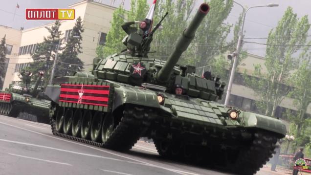 Парад Поебеды в Донецке 2019 (9)