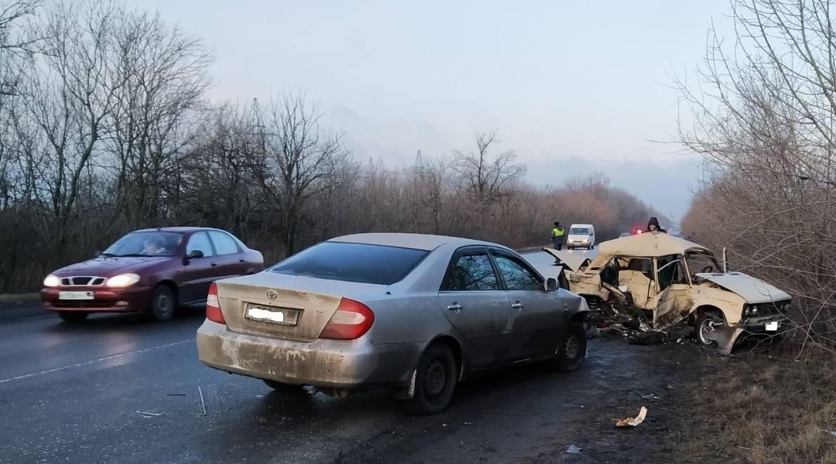 Подробности смертельной аварии на трассе «Зугрэс-Шахтерск»