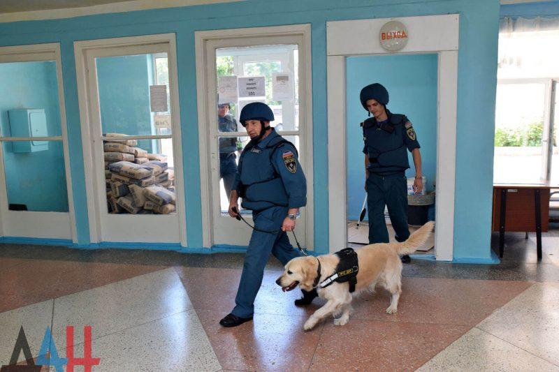 Заминированы еще 3 здания прокуратуры в городах ДНР