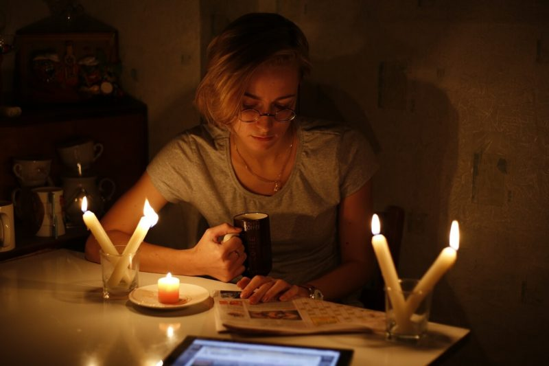 Четыре района района Донецка 22 апреля останутся без света