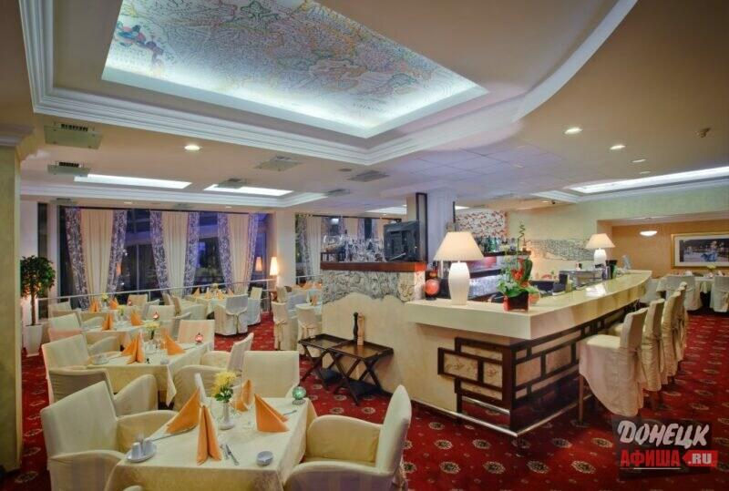 атлас ресторан