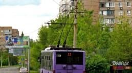 11 троллейбус